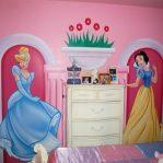 Princesses - Mural
