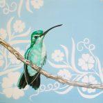 Humming Bird - Omar Morineau